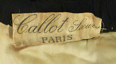 Callot-label